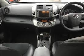 Used 2011 TOYOTA RAV 4 2.2 D-CAT SR 5dr Auto for sale in Derby ...