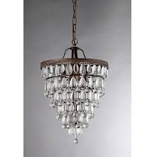 living cool antique bronze 4 light round crystal chandelier 0 warehouse of tiffany chandeliers rl8076 64