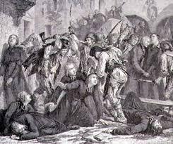 """Résultat de recherche d'images pour """"martyrs de septembre 1792"""""""