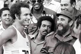 """""""Fidel is the Cuban sport"""", says Cuban sports top authority"""