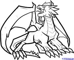 Small Picture Ice Dragon Head Coloring Coloring Pages