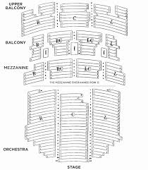 Inquisitive Texas Performing Arts Seating Chart Paramount