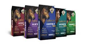 Nutrition Selector | Tribute Equine Nutrition