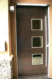 craftsman double front door. Exterior Double Doors Modern Front Glass Door Designs Design . Craftsman
