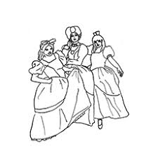 Small Picture Top 25 Free Printable Cinderella Coloring Pages Online