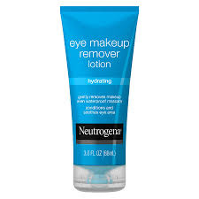 neutrogena hydrating eye makeup remover lotion