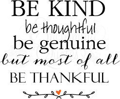 Christian Thankful Quotes Best Of Religious Quotes Vinyl Wall Decals Be Kind Be Thankful