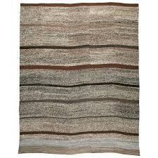 modern turkish flat weave kilim style rug for at 1stdibs loscan flat weave kilim rug