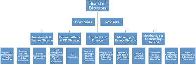 Uob Organisation Chart Vietcham Singapore Organizational Structure
