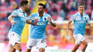 Trabzonspor zorlu Kayserispor deplasmanından galip ayrıldı