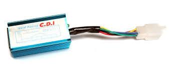 performance racing cdi moped wiki cdi wiring diagram honda at Cdi Box Wiring