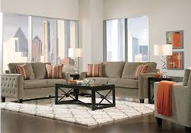Excellent Shop For A Sofia Vergara Uptown Platinum 7 Pc Living