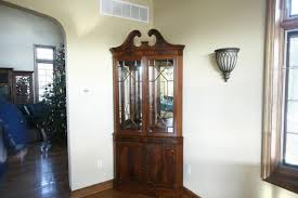 corner cabinets dining room. Image Of: Dining Room Corner Hutch Wood Cabinets C