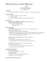The Muse Resume Waiter Resume Sample Prepossessing How To Write A Speech The Muse 7