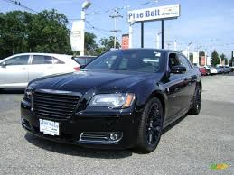 2012 Mopar Black/Blue Chrysler 300 S Mopar '12 Edition #69791621 ...
