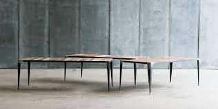 Coffee Table Industrial Coffee Table Industrial Style Metal Leather Animal