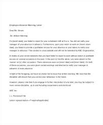 Letter Of Absences Absence Letter Template Atlasapp Co