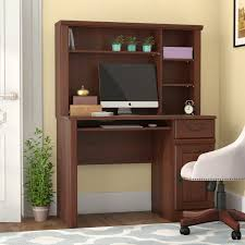 computer desk. Fine Desk Leith Computer Desk With Hutch In P