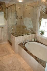 Master Bath Tile Shower Ideas bathroom ideas with green classic decorating patterns flooring 3903 by uwakikaiketsu.us