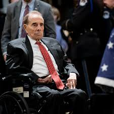 Bob Dole Has Advanced Lung Cancer, He Says in Statement - The New ...