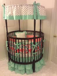 Circular Crib Bedding Round Crib 17 Adorable Nursery Designs With Circular Crib Asian