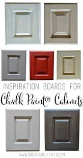 chalk paint for kitchen cabinetsThe pros and cons of chalk paint and latex paint when painting