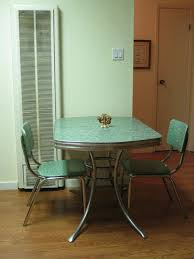 Small Picture 391 best Vintage and new chrome kitchen tables and chairs images