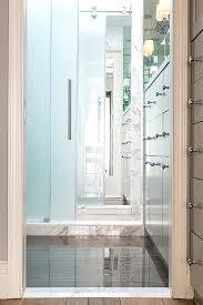 frosted glass walk in shower frosted glass shower door walk in shower enclosure frosted glass