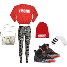 jordan outfits for girls. pix for \u003e polyvore school outfits with jordans jordan girls