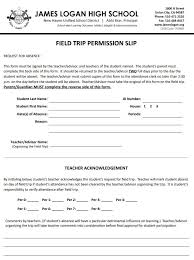 Field Trip Planning James Logan High School
