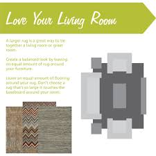 What Size Rug For Living Room Area Rug Size Placement Guide Homemakers