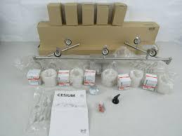 Ikea Cesium Light Ikea Cesium Low Voltage Track Lighting System 19057 New Opened Box