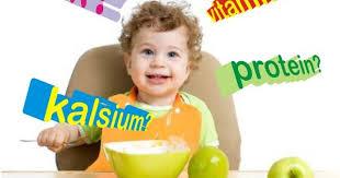 nutrisi anak