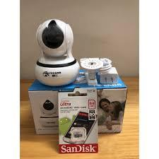 Camera yoosee thế hệ mới kèm thẻ nhớ 64gb - Hàng nhập khẩu - Camera IP Hãng  Yoosee