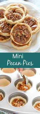 Holiday Baking With Bluestar & Kathy Wakile. These mini pecan pies are so  much fun! Easy to make and delicious (Christmas Bake With Toddlers)