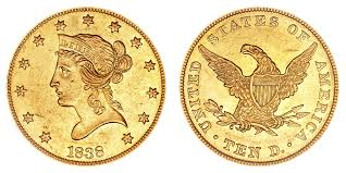 Coronet Head Gold 10 Eagle Price Charts Coin Values