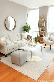 diy living room furniture. Diy Living Room Ideas Simple Wooden Round Stool Gray Intended For Divan Decoration Furniture