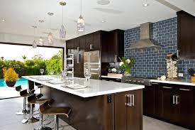 alder wood kitchen cabinets with dark java espresso stain shaker doors flat crown molding rustic