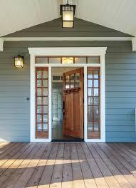 Open front door Living Room Front Porch Of Bluegray House With Open Front Door Allstar Properties Front Porch Of Bluegray House With Open Front Door California