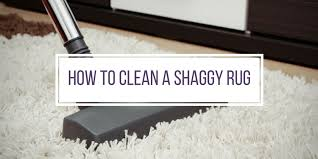 how to clean a gy rug banner