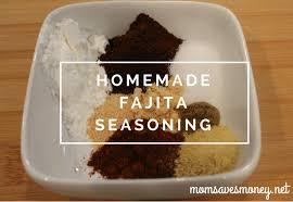 recipe homemade fajita seasoning get the flavor you want