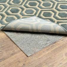 vinyl rug pads for hardwood floors rug pad