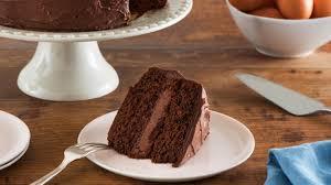 Classic Chocolate Layer Cake Recipe Get Cracking