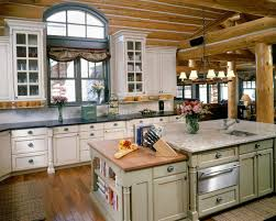 cabin kitchen design. Log Home Kitchen Design Elegant Cabin Ideas