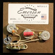 5 way strat prewired kit emerson custom emerson electronics Emerson Pre Wired 5 Way Strat Switch Wiring Diagram 5 way strat prewired kit emerson custom