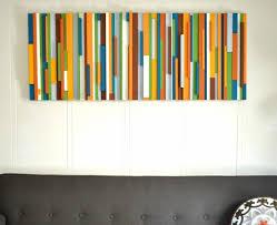 image of diy wall decor wood