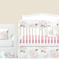 pastel fl baby girl crib bedding set sets
