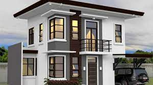 four bedroom house concept on 135 sq m