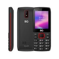 Мобильный <b>телефон BQ 2400L</b> Voice 20 Black+Red - купить ...