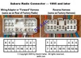 2006 subaru outback stereo wiring diagram images 2006 subaru outback stereo wiring diagram subaru legacy outback baja radio harness pin out